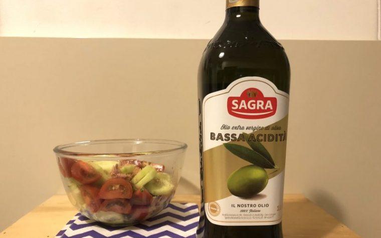 Olio Sagra Bassa Acidità: un amico in cucina!