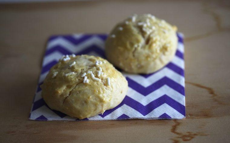 Brioche panna e limone (ricetta dolce)