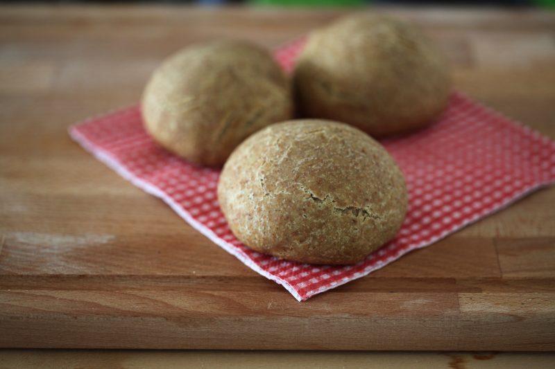 Panini con farina semi integrale