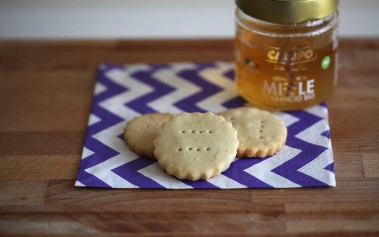 Biscotti al miele (ricetta dolce)