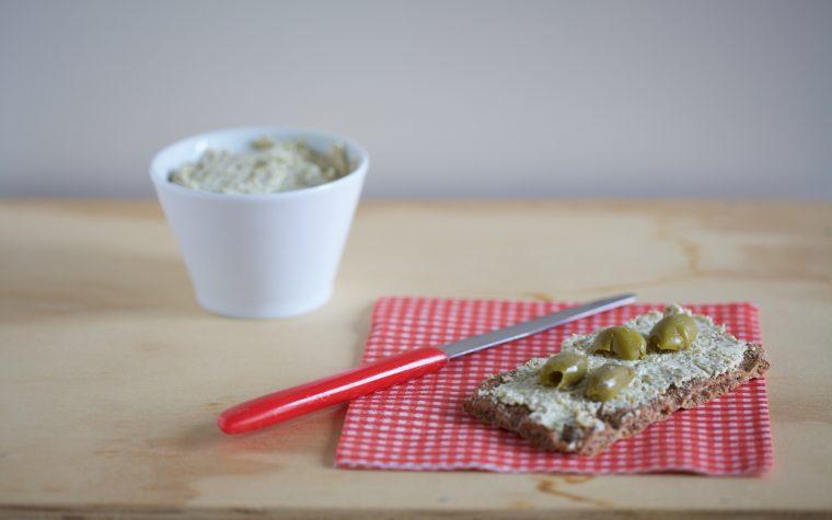 Mousse alle olive verdi