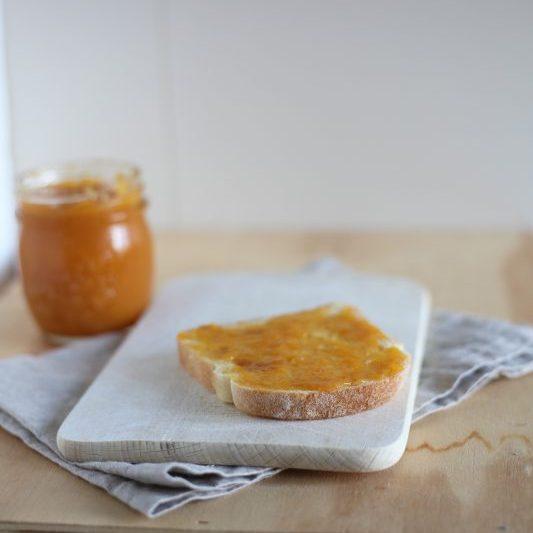 Marmellata alle pesche e cannella (ricetta Bimby)