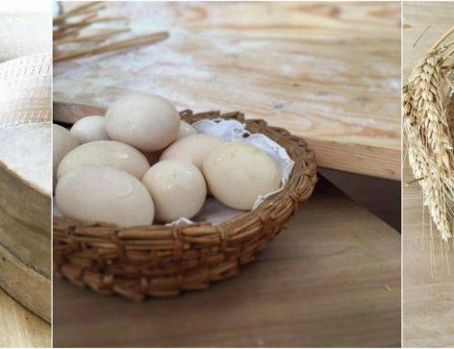Dalla spiga di grano al pane di San Giuseppe