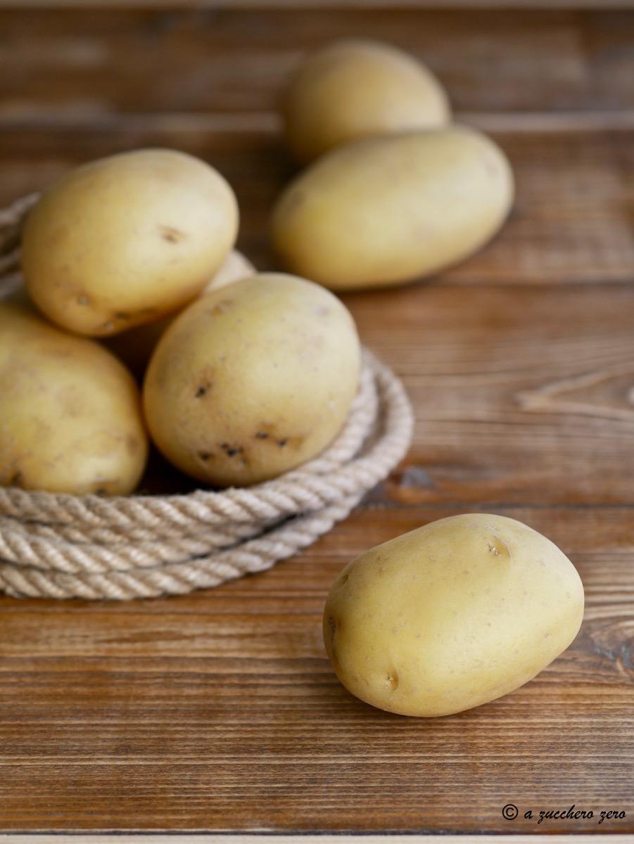 Patate, indice glicemico e accorgimenti