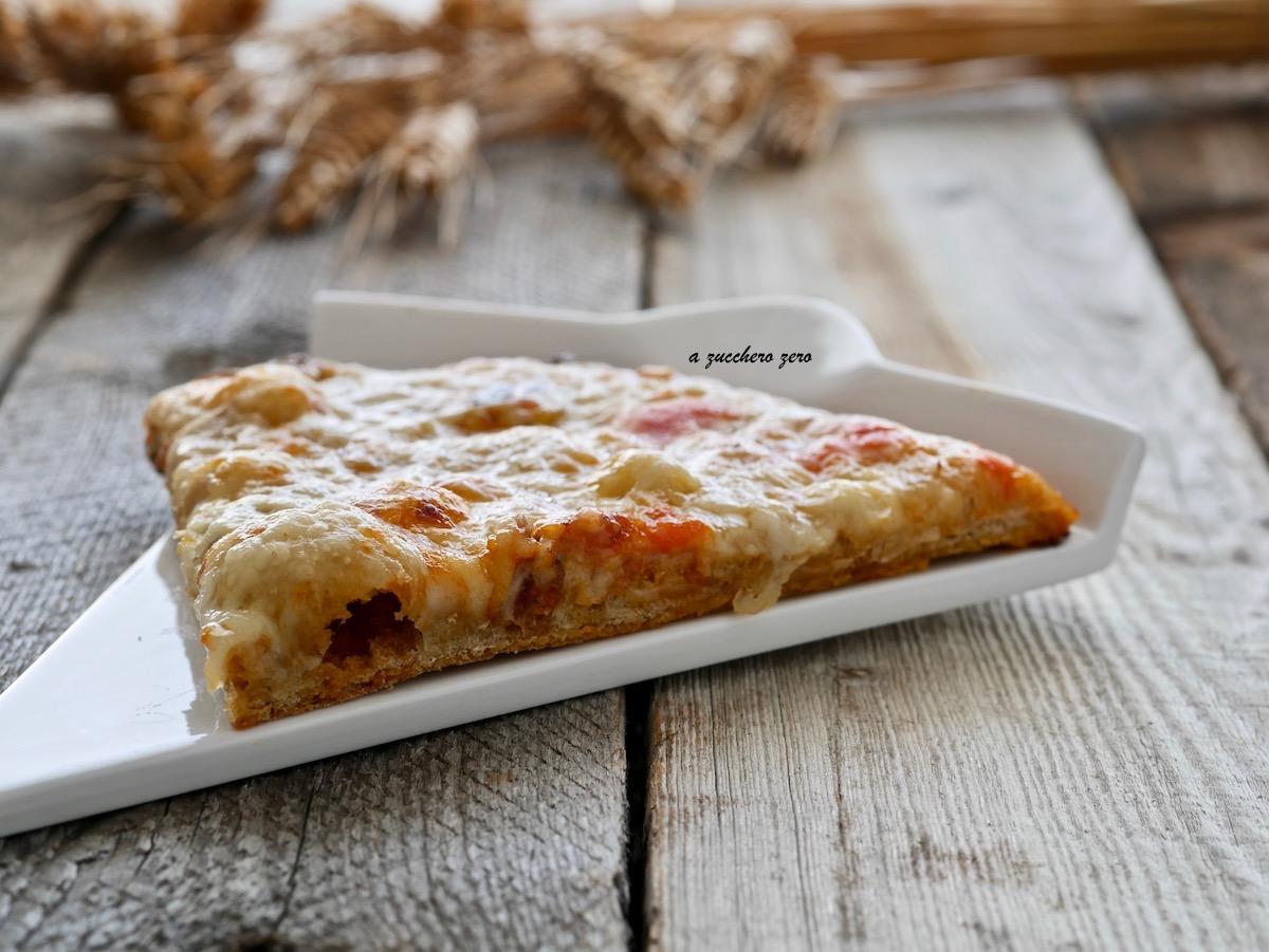 Pizza con farina tipo 1 - Blog di GialloZafferano