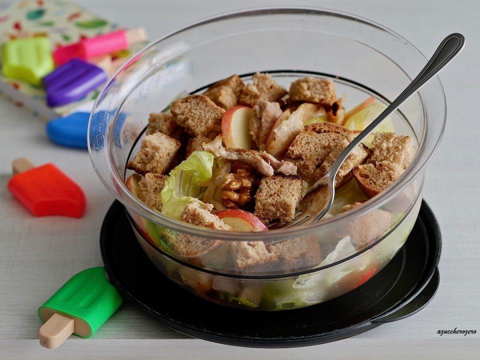 Back to school: il pranzo al sacco a scuola
