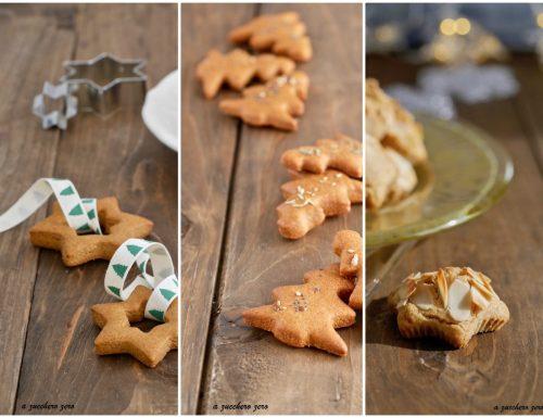 Biscotti di Natale dolci & salati, facili e veloci