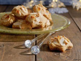Biscotti integrali alle mandorle senza burro e senza uova