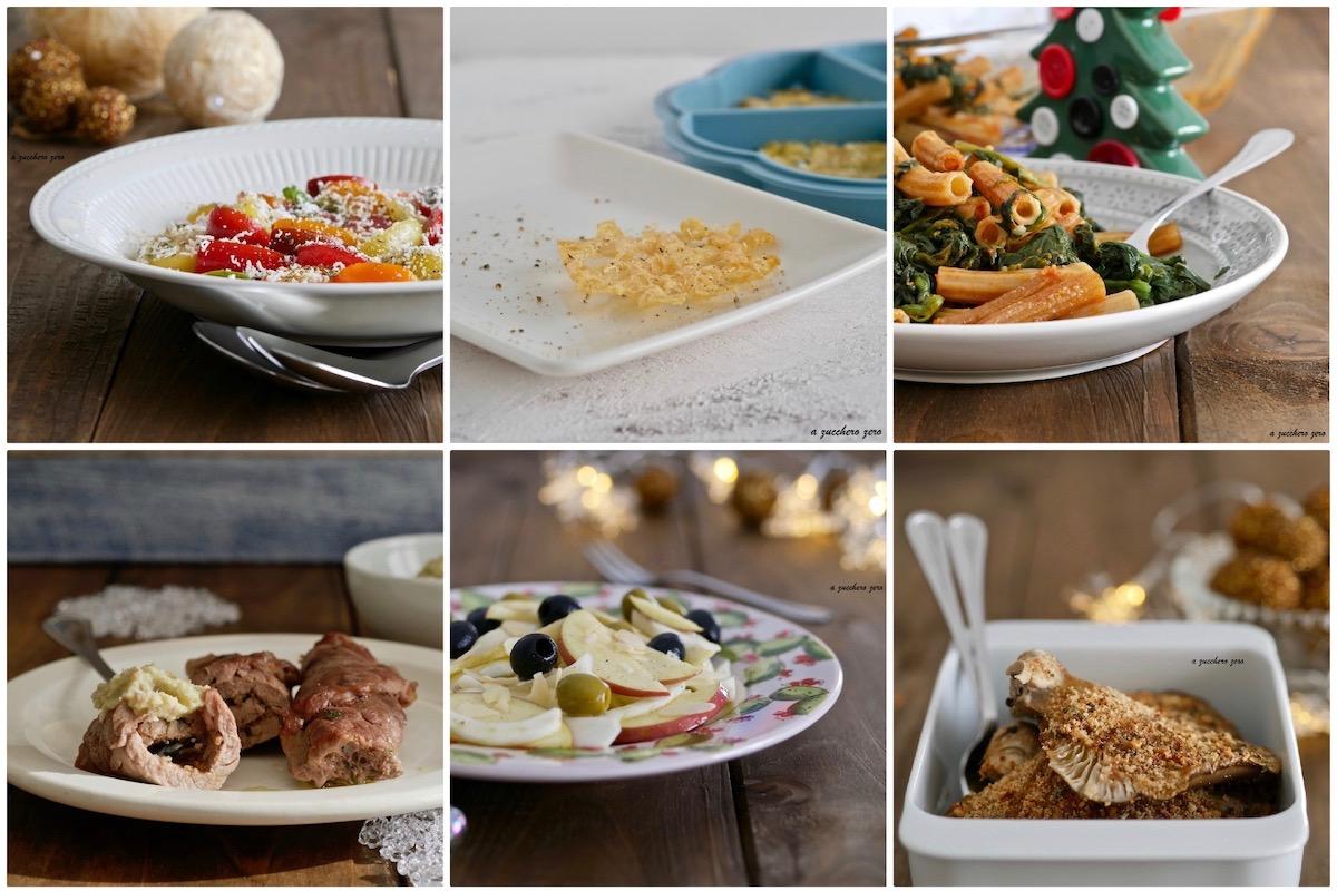 Menu Di Natale A Base Di Carne.Menu Di Natale A Base Di Carne Stile A Zucchero Zero A
