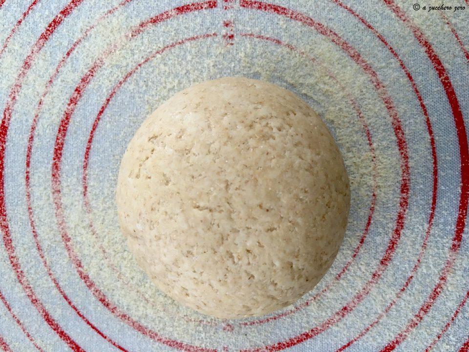 Ravioli di semola integrale con ricotta ricetta ragusana impasto