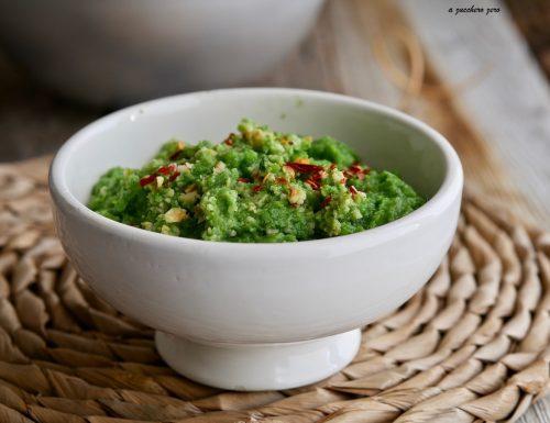 Pesto di broccoli light