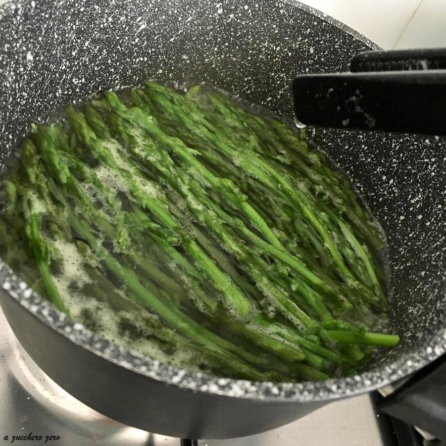 Come Cucinare Gli Asparagi Selvatici A Zucchero Zero