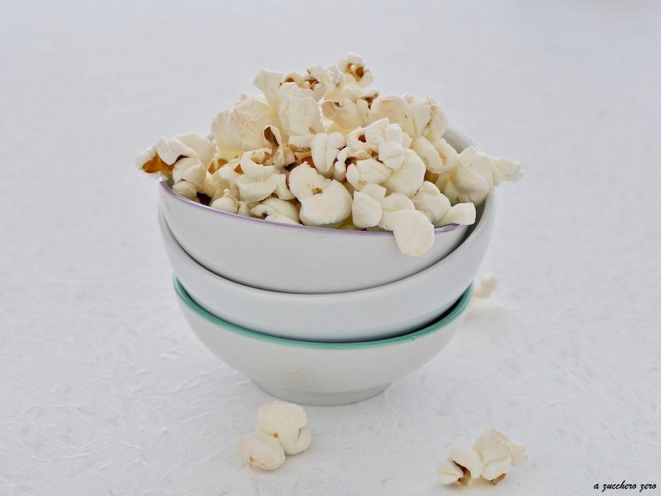 Mais pop corn e glicemia