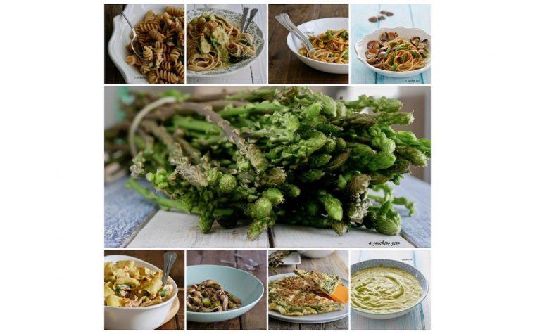 Ricette con gli asparagi light e sfiziose