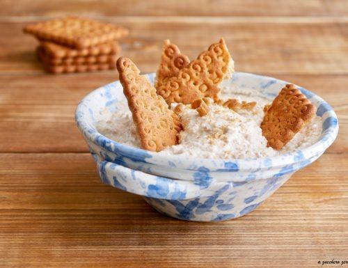 Crema di biscotti