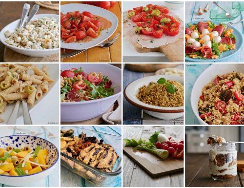 Ricette estive veloci per il menù di Ferragosto e non solo