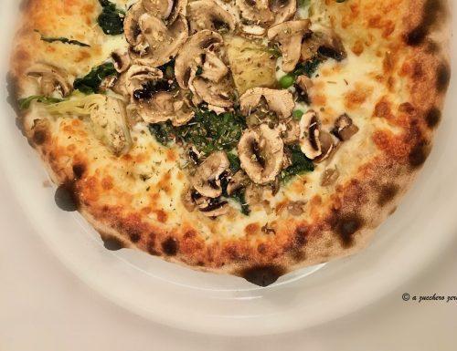 Pizza e glicemia: la nostra esperienza… in pizzeria