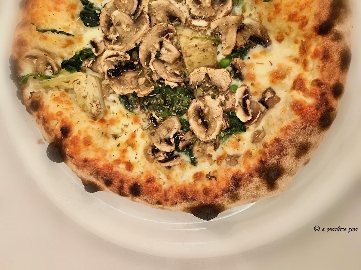 Pizza e glicemia: la nostra esperienza... in pizzeria