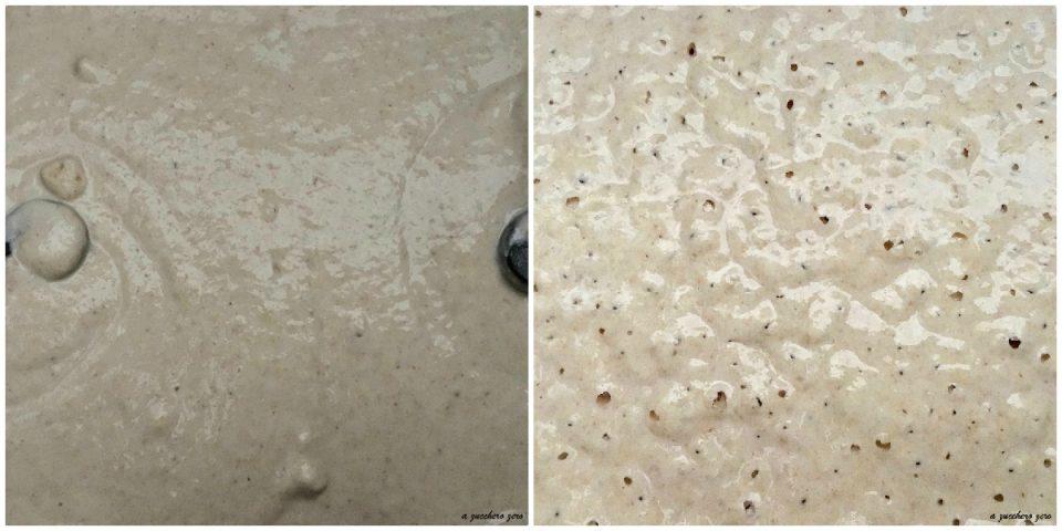 poolish semola di grano duro rimacinata e integrale
