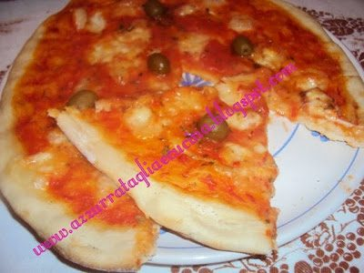 PIZZA  AND CROSTATA