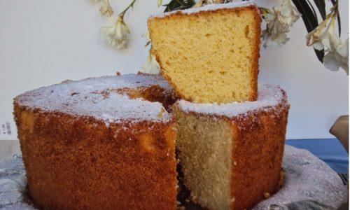 CHIFFON CAKE o FLUFFOSA