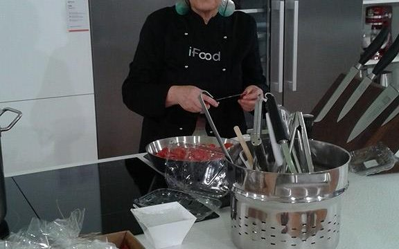 TESTE OF MILANO 2015 SHOWCOOKING