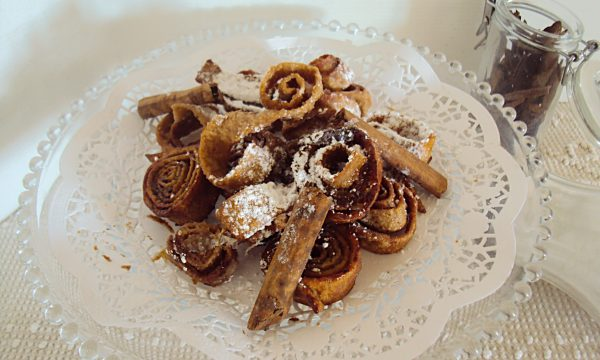 PAPPARDELLE DOLCI FRITTE