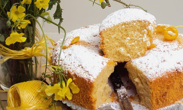 FLUFFOSA O CHIFFON CAKE