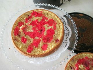 metà disco di torta