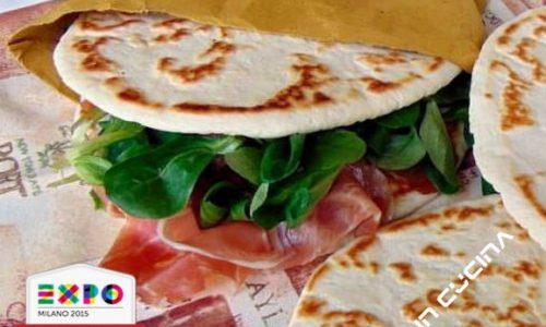 "Piadina "" piada "" Romagna in tavola"