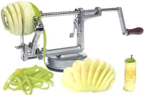 Attrezzi da cucina per sbucciare affettare e levare i torsoli alla mela babet in cucina con mamm - Attrezzi per cucina ...