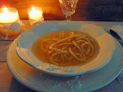 Passatelli. Romagna in tavola.