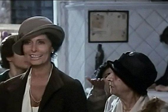 Ragu' napoletano.   'O rraù. Sofia Loren