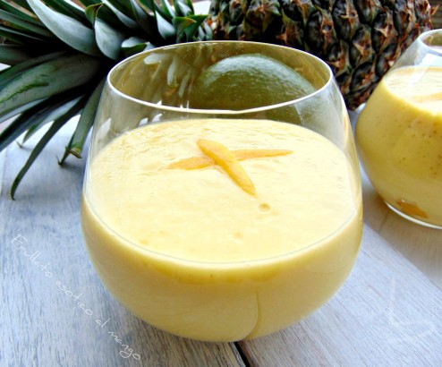 frullato esotico al mango