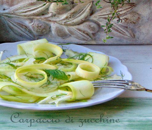 carpaccio di zucchine44