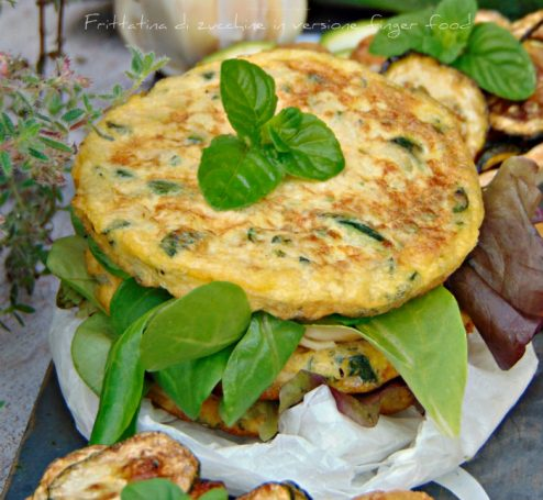 frittatina di zucchine blog