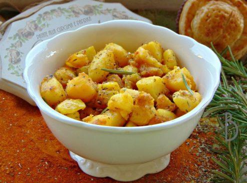 patata alla curcuma da mettere il nome