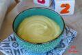 Crema pasticcera con uovo intero