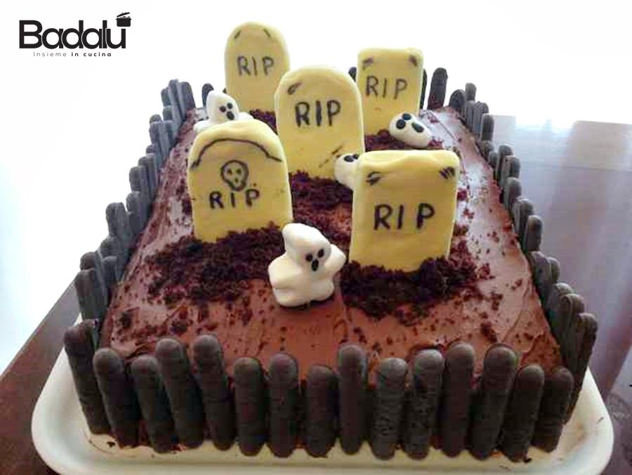 torta cimitero