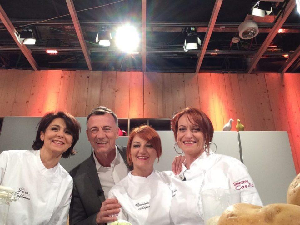 Buon Pomeriggio su Telenorba con Michele Cucuzza