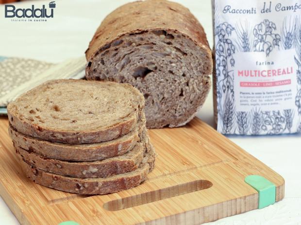 pane con farina muticereali- selezione casillo