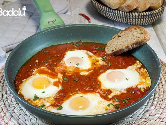 Uova in purgatorio - risolì