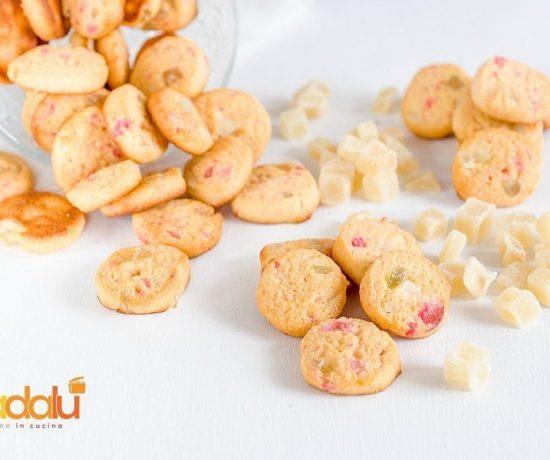 Biscottini allo zenzero e frutta candita- selezione casillo