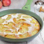 Torta di mele speziata alla cannella cotta in padella- Risolì- selezione casillo