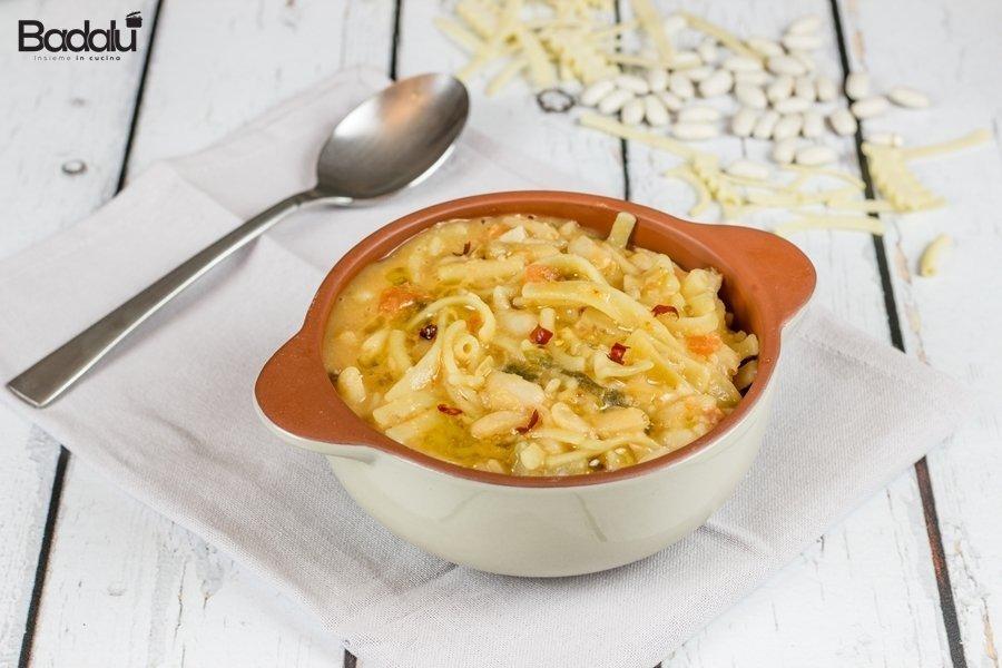 Pasta e fagioli- La fabbrica della pasta di gragnano