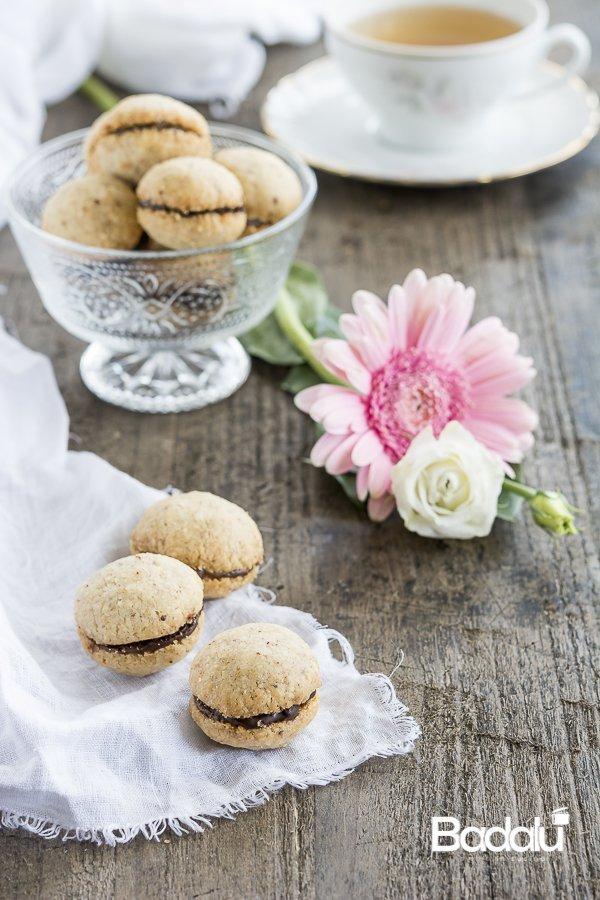 Baci di dama ricetta di Iginio Massari