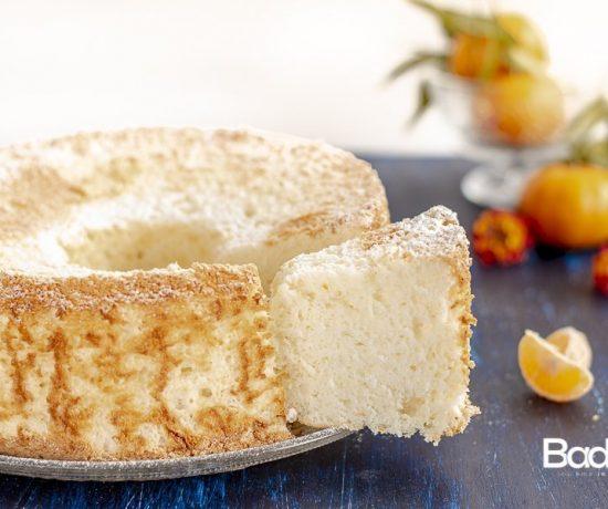 Angel Food Cake al mandarino Selezione Casillo