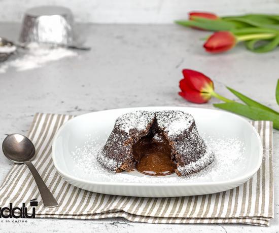 Tortini al cioccolato dal cuore morbido- selezione casillo
