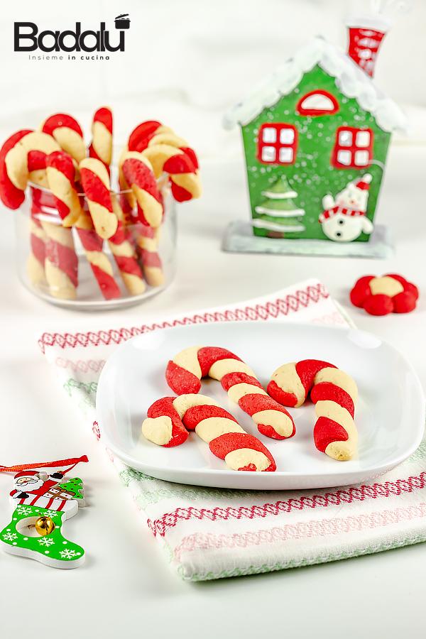 Biscotti Candy Cane - Farina per dolci selezione casillo - Silikomart