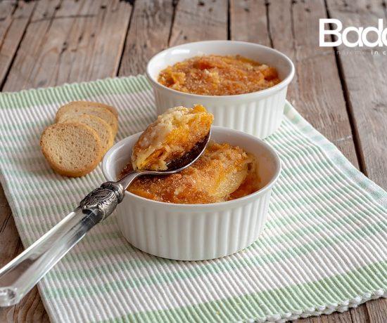 Tortini di zucca e patate